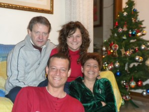 Un po' di me e della mia famiglia!
