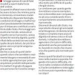 """Falsi invalidi veri delinquenti - Segnalazione de""""Il Piccolo"""" del 06/03/2013"""
