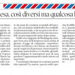 """Grillo e la Chiesa, così diversi ma qualcosa li accomuna - Segnalazione de""""Il Piccolo"""" del 17-02-2013"""