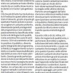 """L'importanza dei talent - Segnalazione de""""Il Piccolo"""" del 22-02-2013"""