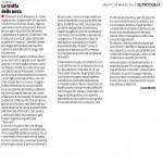 """La truffa delle uova - Segnalazione de""""Il Piccolo"""" del 30/03/2013"""
