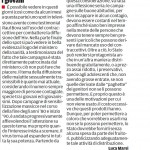 """Aiutiamo i giovani - Segnalazione de""""Il Piccolo"""" del 16/03/2013"""
