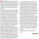 """Bravo Antonio - Segnalazione de""""Il Piccolo"""" del 09/05/2013"""