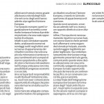 """Una unione di carta - Segnalazione de""""Il Piccolo"""" del 29/06/2013"""