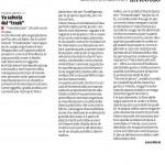 """Va salvata dal trash - Segnalazione de""""Il Piccolo"""" del 16/07/2013"""