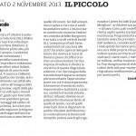 """Miss Italia, Spettacolo noioso - Segnalazione de """"Il Piccolo"""" del 02-11-2013"""