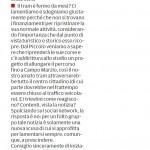 """Sempre lamenti - Segnalazione de""""Il Piccolo"""" del 11/02/2014"""