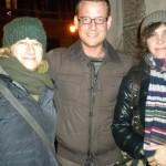 Con Angela Finocchiaro e Maria Amelia Monti
