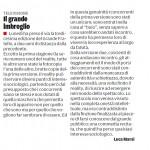 """Grande Fratello, il grande imbroglio - Segnalazione de""""Il Piccolo"""" del 07/03/2014"""
