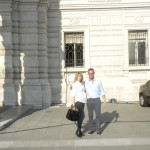 Con Loredana Cannata