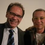Con Alessandro Cecchi Paone