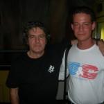 Con Fausto Leali