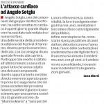 """Ricchi e Poveri: L'attacco cardiaco ad Angelo Sotgiu - Segnalazione de""""Il Piccolo"""" del 23/02/2014"""