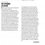 """Masterchef Italia: Un consiglio ai cuochi - Segnalazione de""""Il Piccolo"""" del 29/03/2014"""